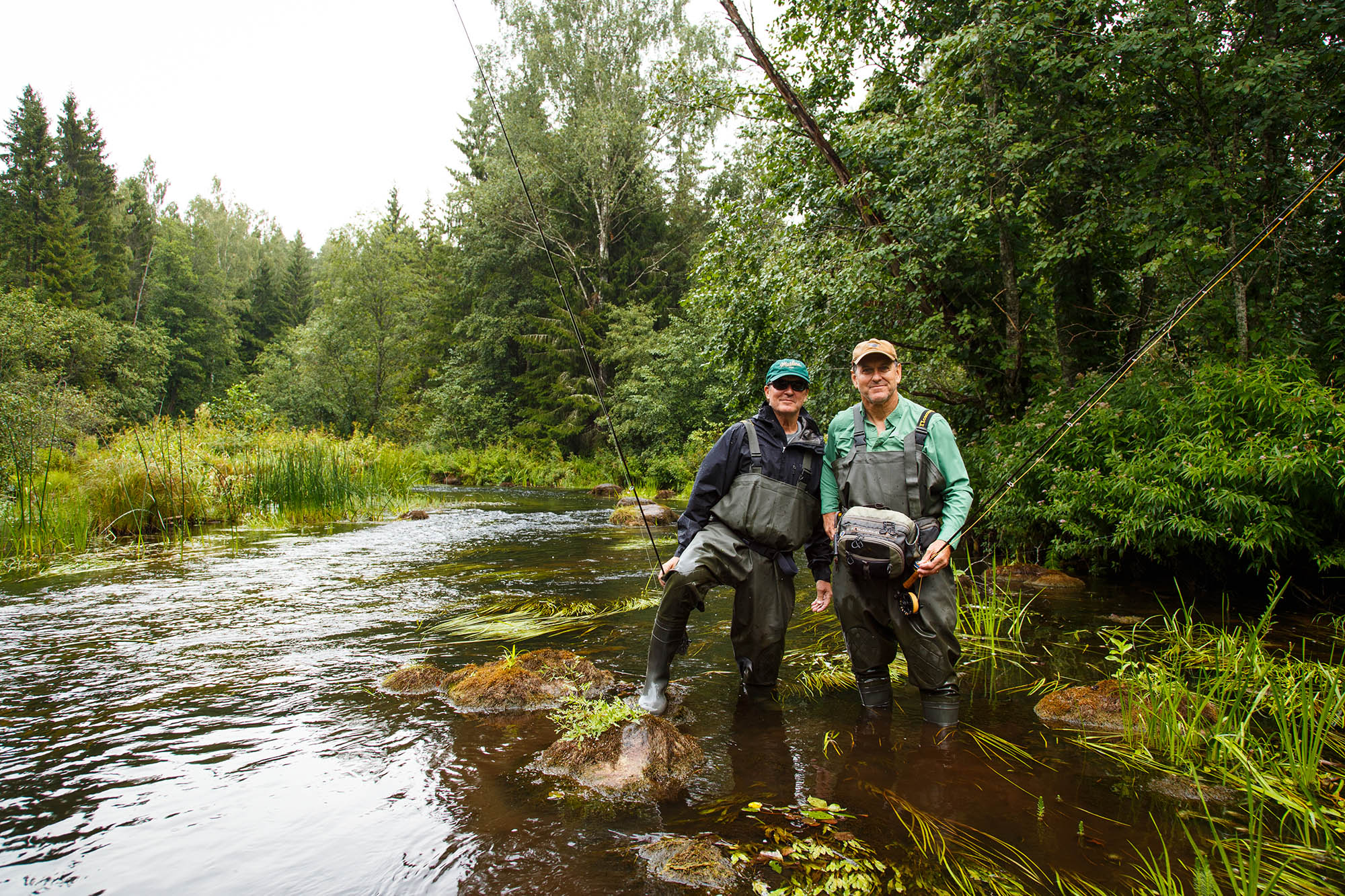 Fishing guide in Estonia
