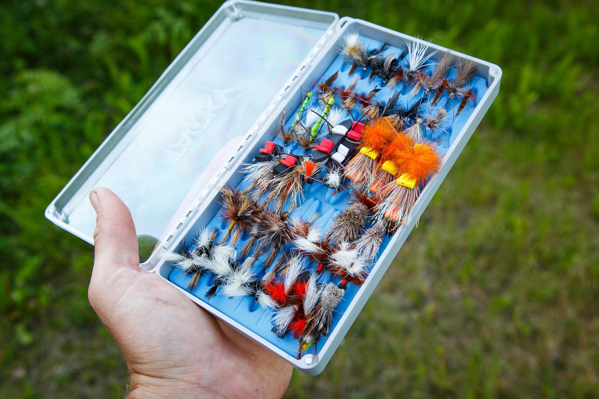 Estonia fishing flies